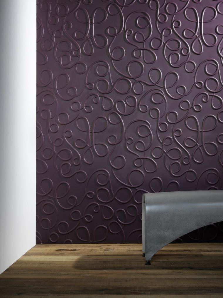 Paneles para paredes para la decoraci n de vuestro interior for Paneles de pvc para paredes