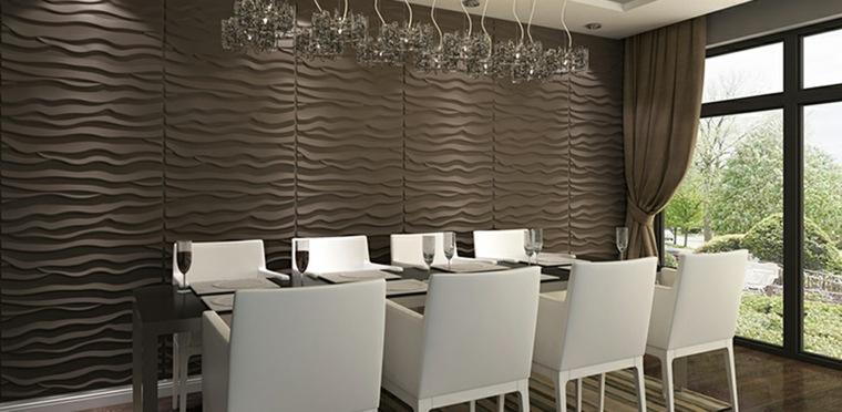 paneles para paredes decorar salón