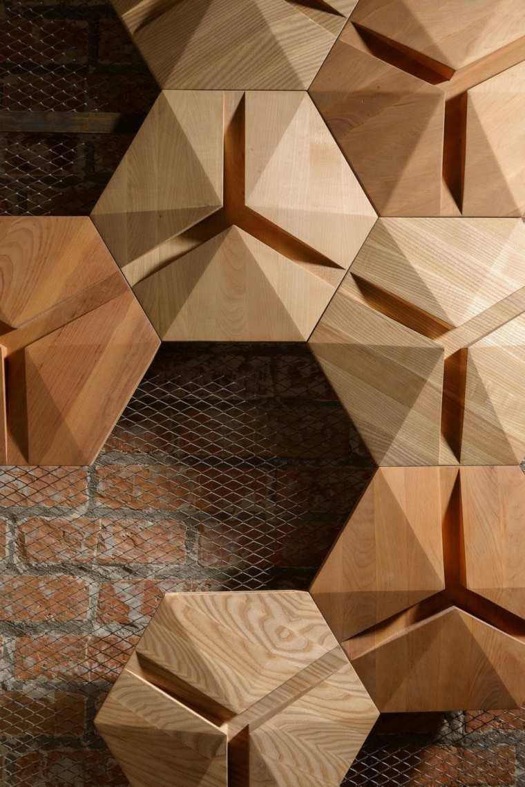 paredes acabados artsticos especiales ladrillos