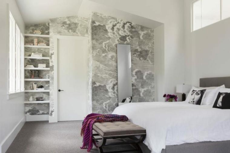 paredes texturas formas diseños nuves