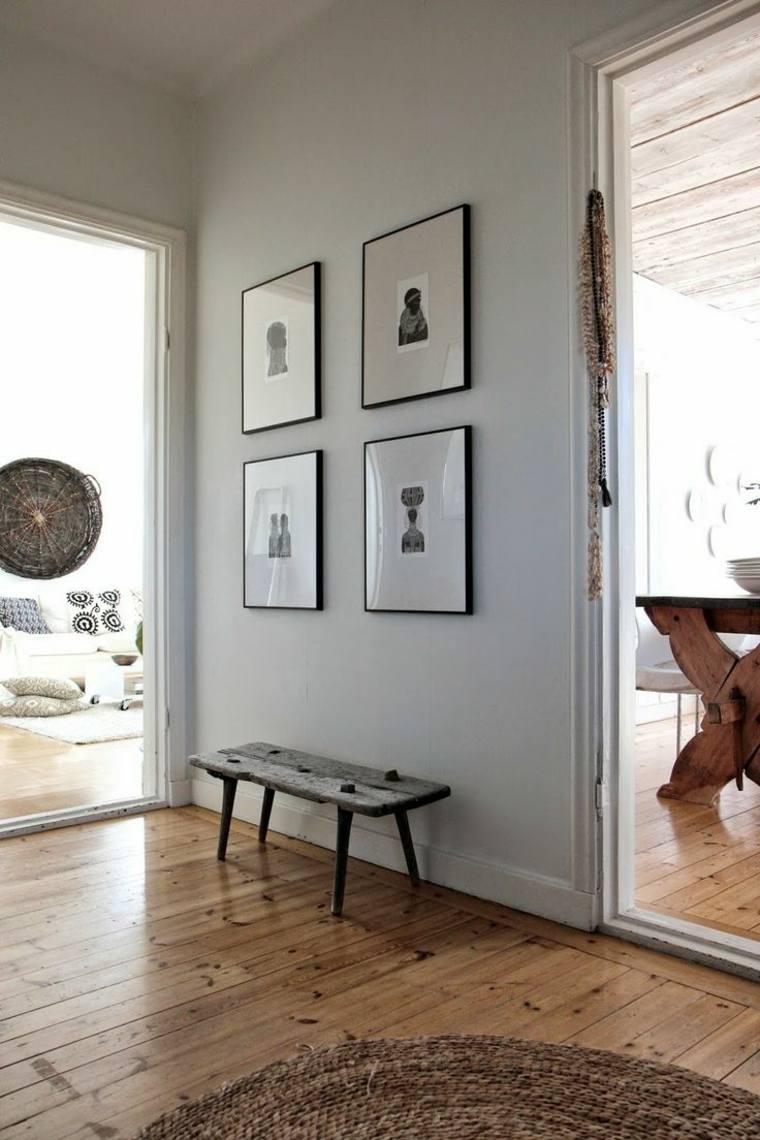pintura pared gris claro