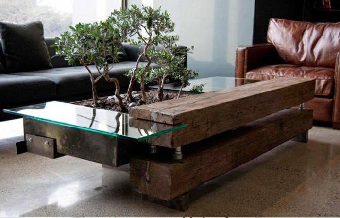 propuesta bonsai acabado especial cuero