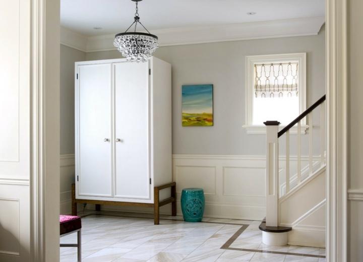 recibidores armarios escaleras materiales contemporaneo