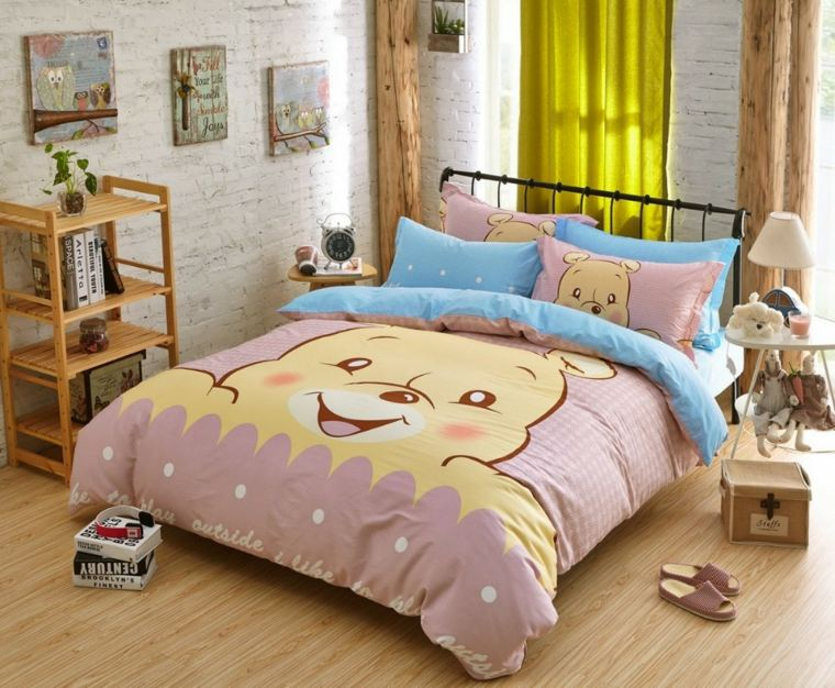 sábana infantil decorar