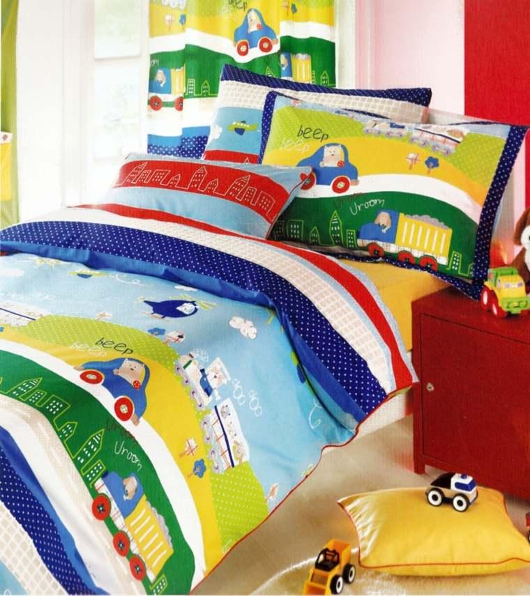 sábanas de niños