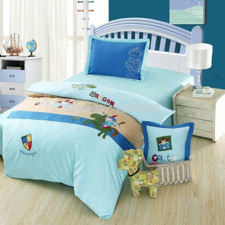sábanas infantiles decorar interiores