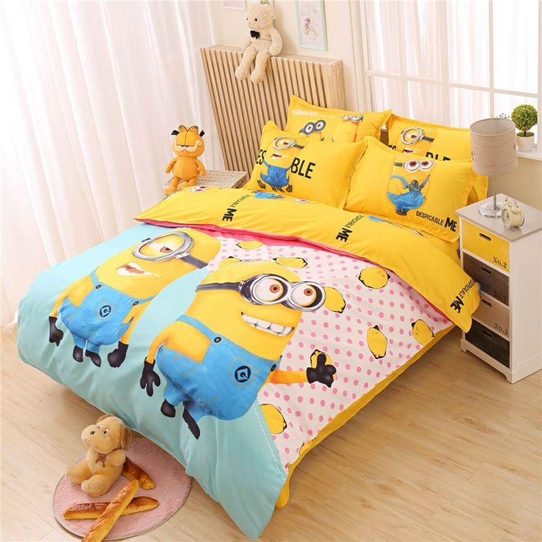 sábanas infantiles decorar