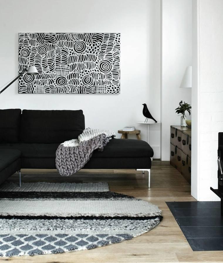 negro confort detalles florales cespecial conceptos
