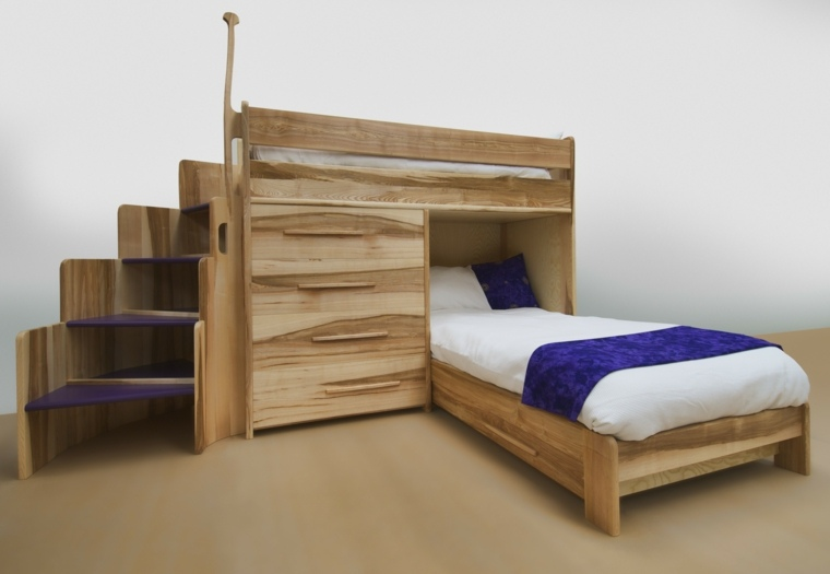 Cool Bunk Bed With Desk