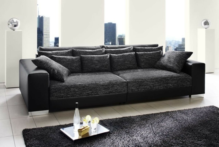 sof chillout para la decoraci n de interiores modernos. Black Bedroom Furniture Sets. Home Design Ideas