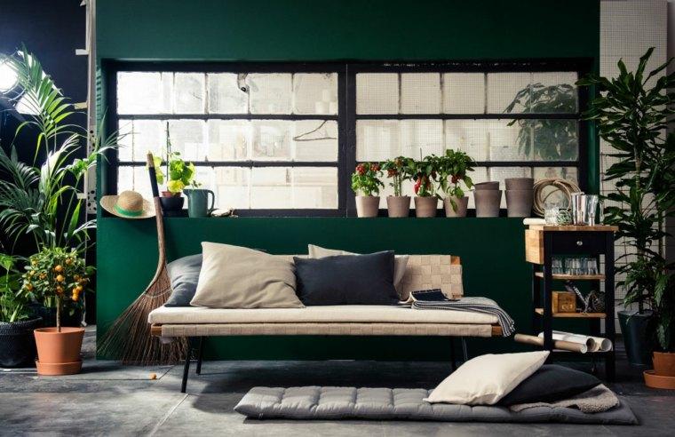sofá chillout sala de estar