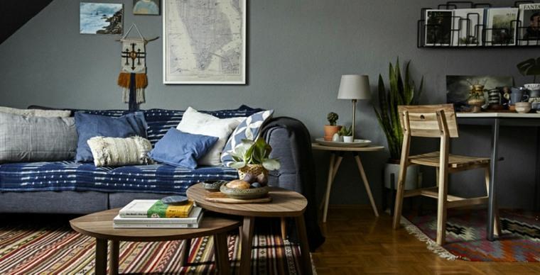 sofá chillout salas de estar