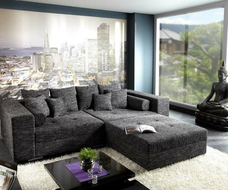 sofá chillout salón