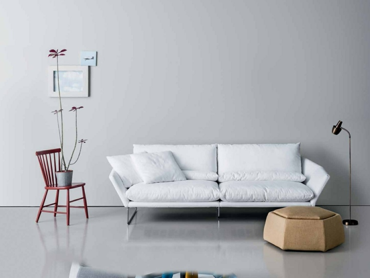 Sof chillout para la decoraci n de interiores modernos for Sofa chill out exterior