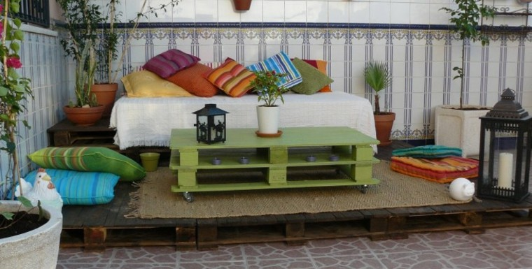 terraza chill out diseno moderno