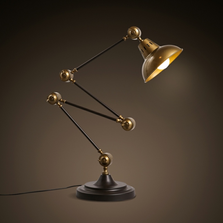 tipos de lámparas decorar interiores