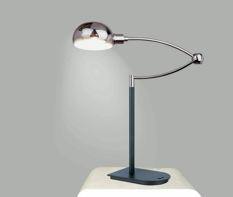 Tipos de lámparas para la decoración de los interiores