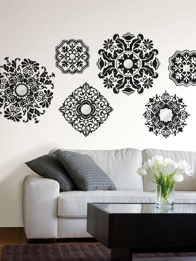vinilos decorativos baratos para decorar las paredes - Vinilos Baratos