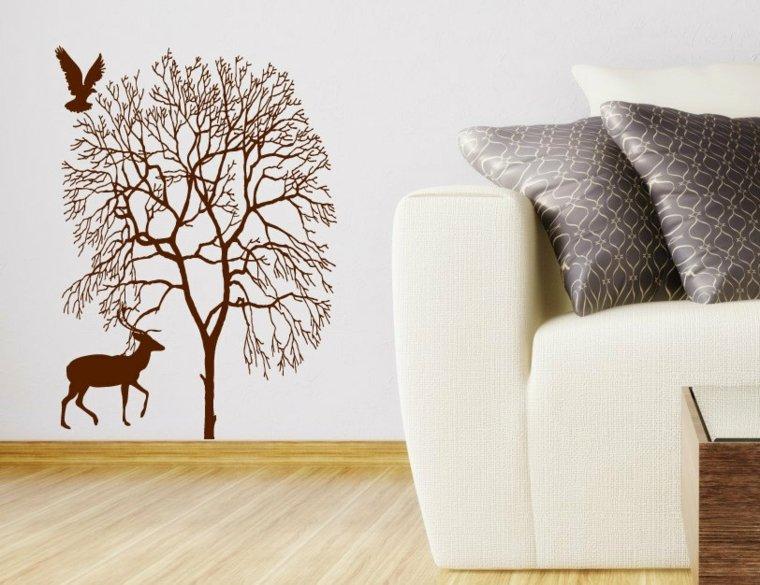 Vinilo pared barato buena calidad nuevo diseo de arte de - Papel pared barato ...