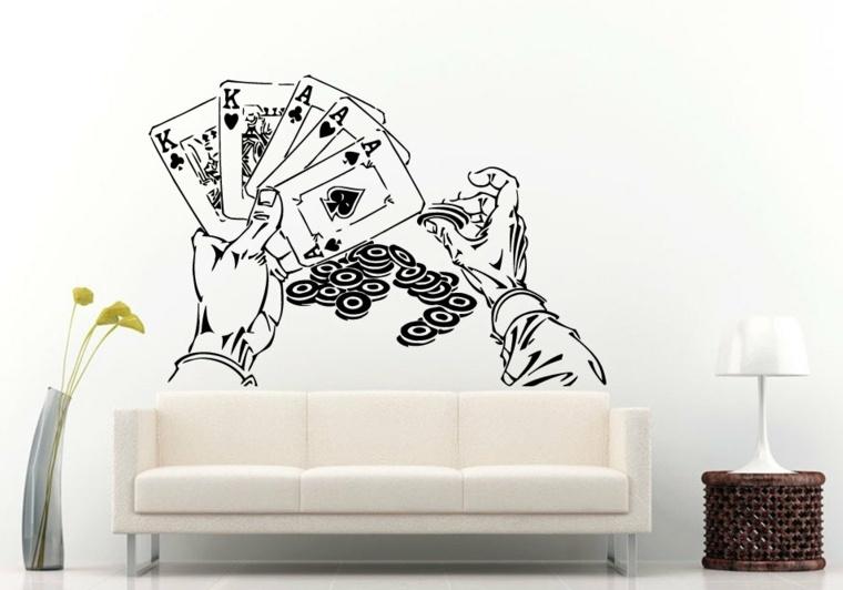 Vinilos baratos pared para la decoraci n de los interiores - Vinilo pared barato ...