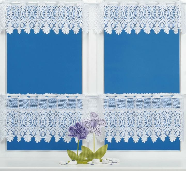 visillos cocinas plantas decorativas ventanas
