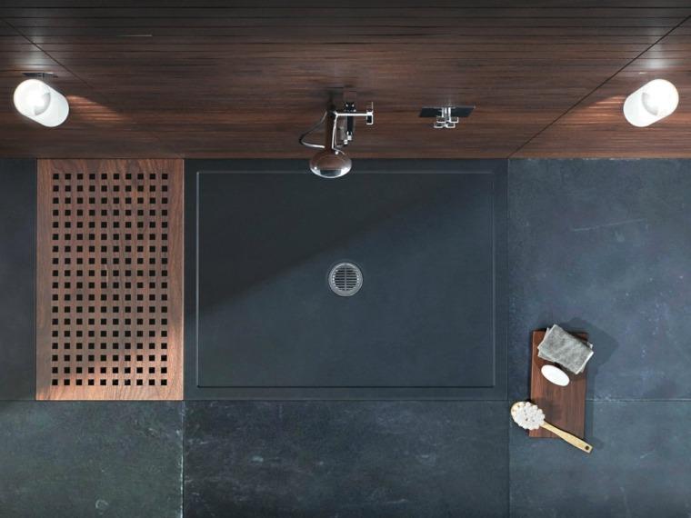 Como hacer un plato de ducha de obra en varios sencillos - Como hacer plato de ducha de obra ...
