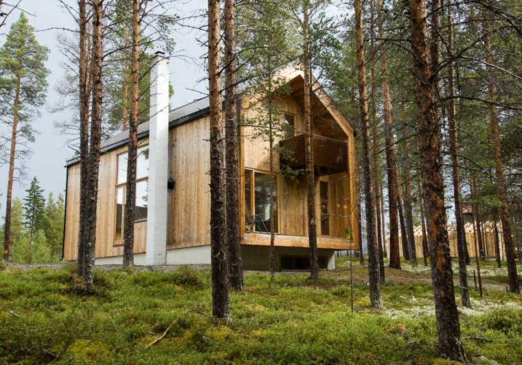 diseño Huus Og Heim Arkitektur