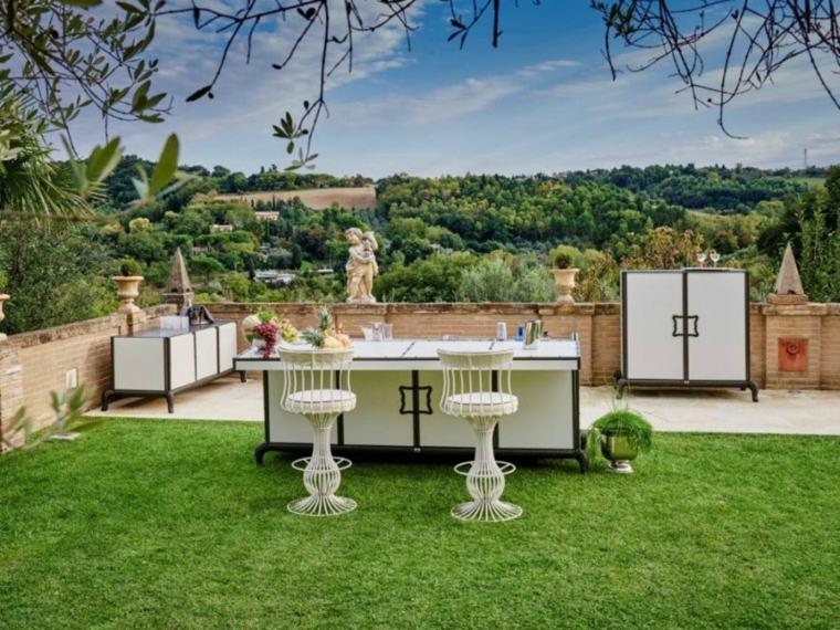 Samuele Mazza diversos muebles diseños modernos eventos