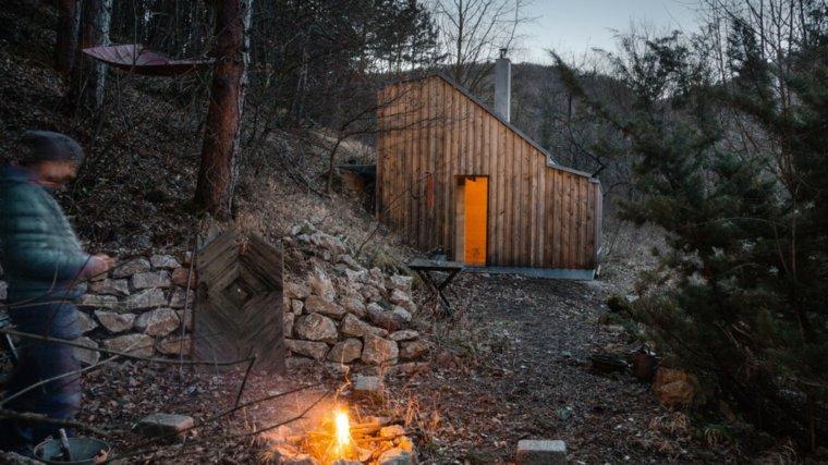 cabaña Raumhochrosen