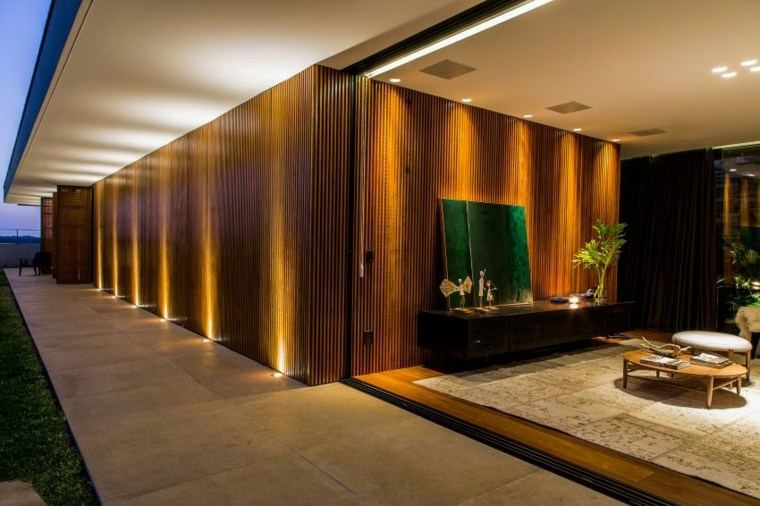 abierta laterales muebles led ideas exteriores amplia