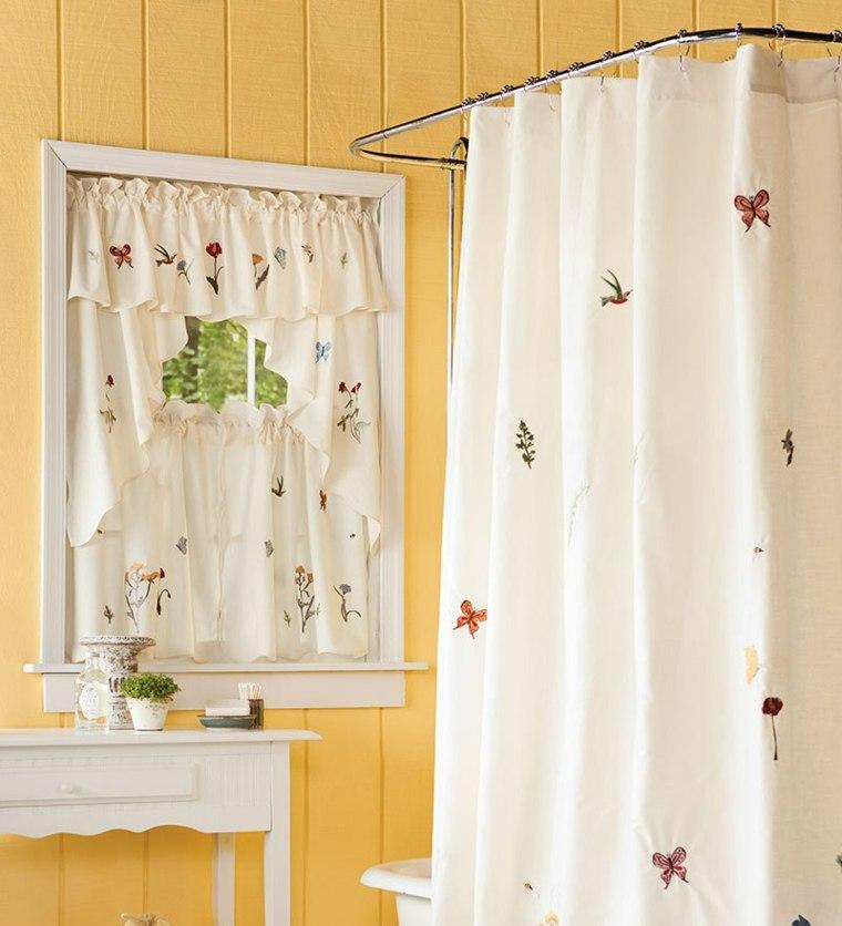 amarillo campestre estilos especiales ducha