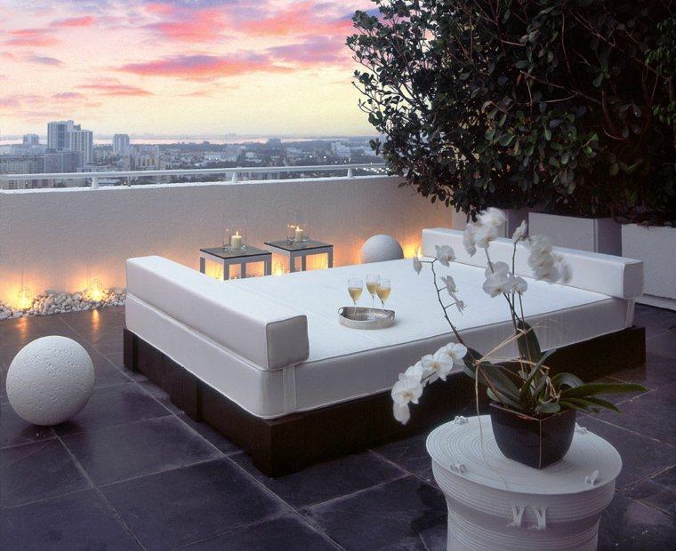 ambiente romantico especial moderno camas