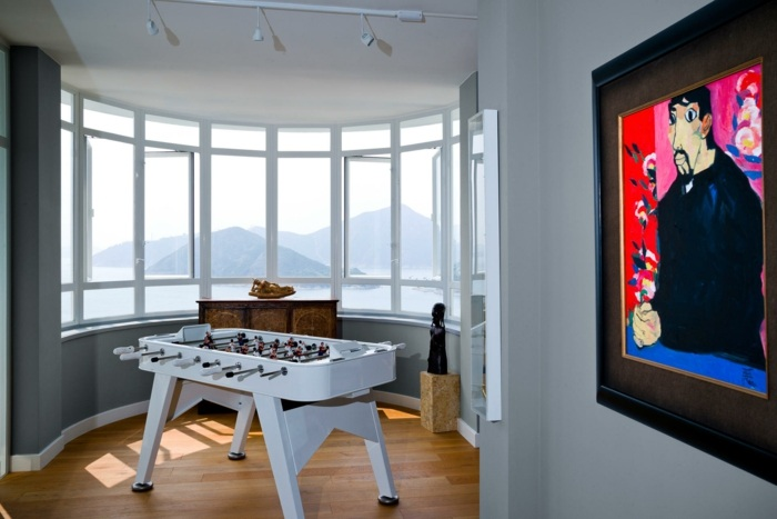 elegante obras arte zona juegos ideas