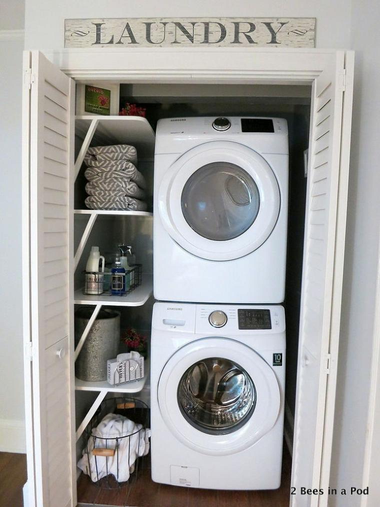 ideas para armarios estrechos