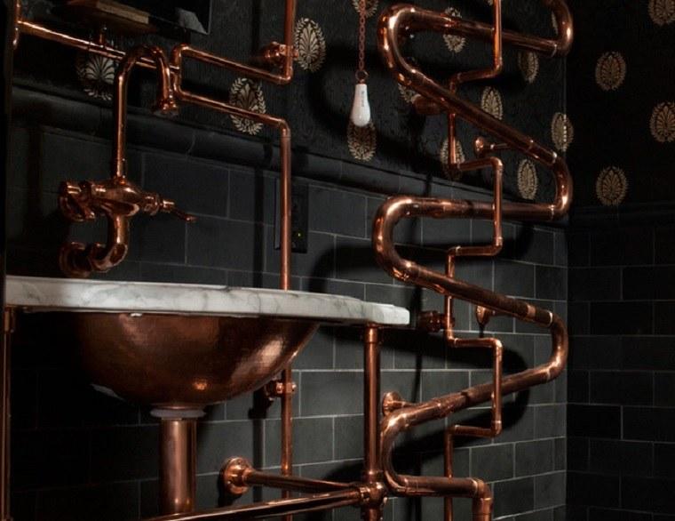 tuberías cañerías cobre