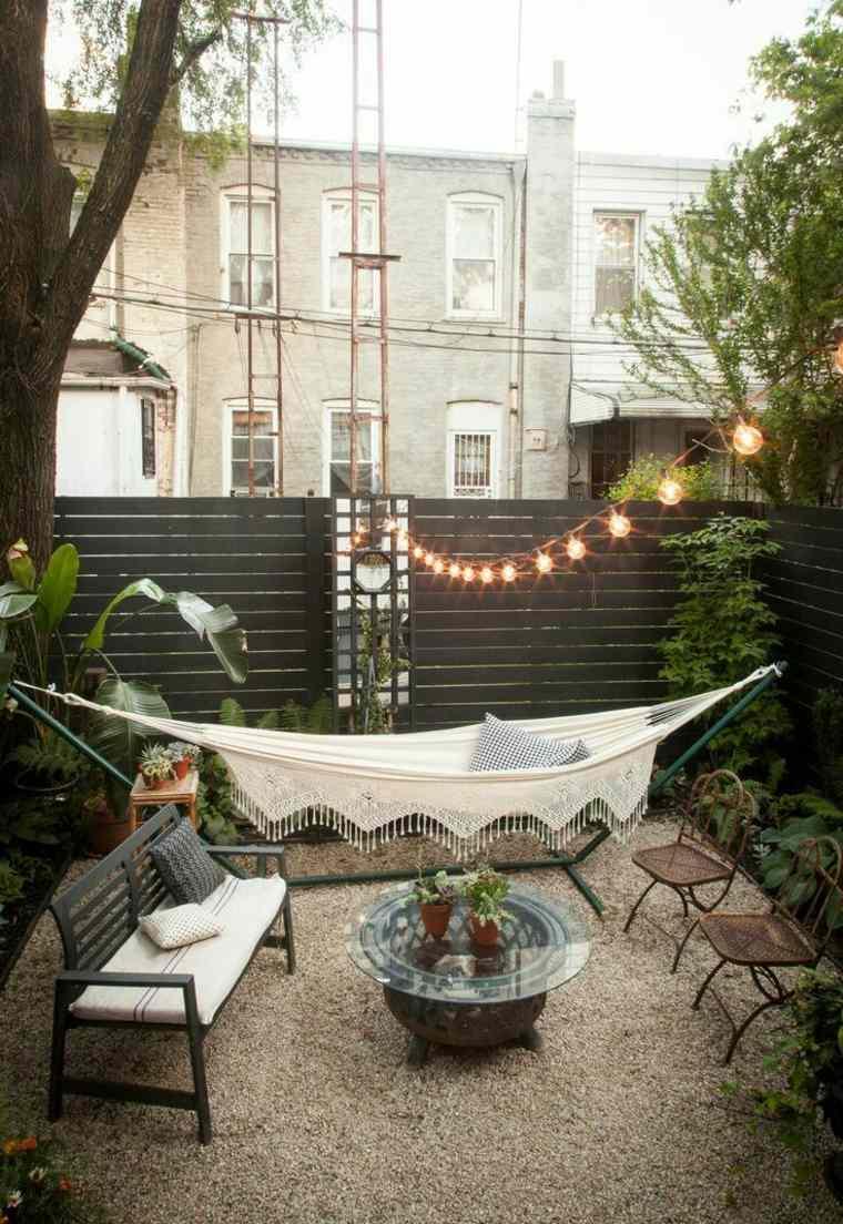 balancines y hamacas para terrazas 34 ideas impresionantes