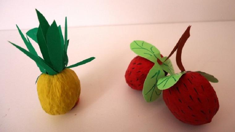 estupendas frutas nueces