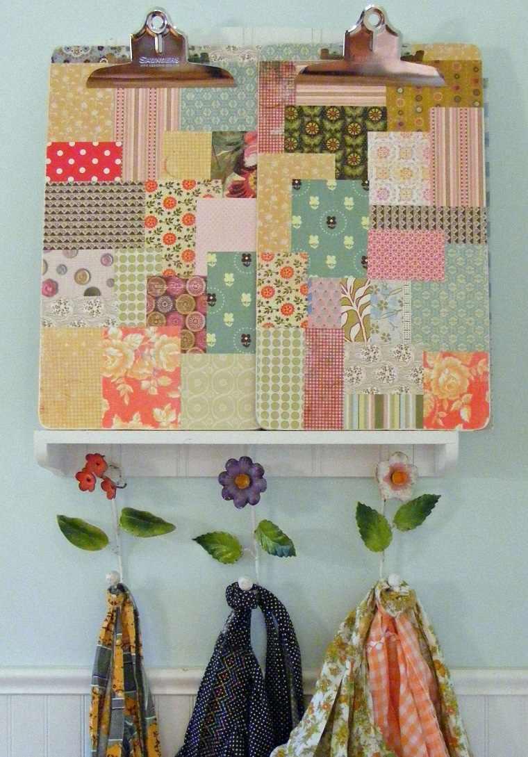 original decoración patchwork