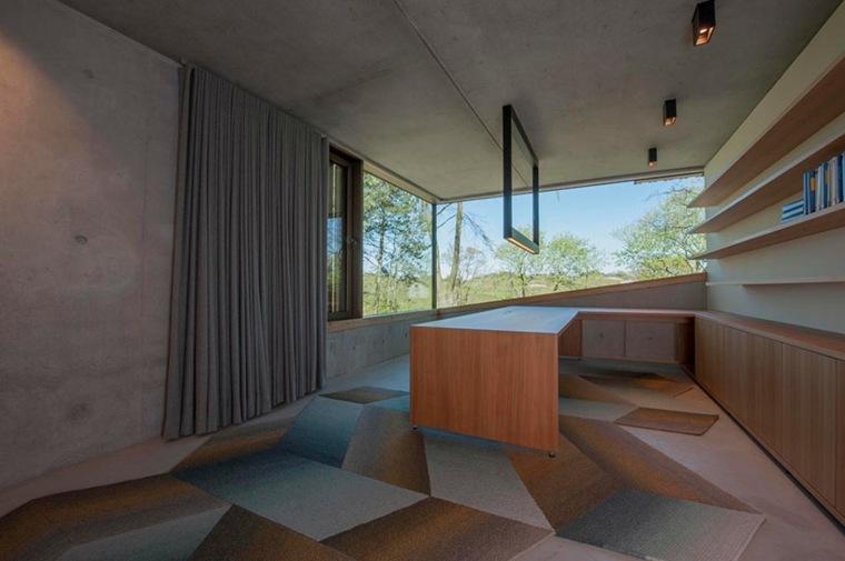 impresionante interior moderno