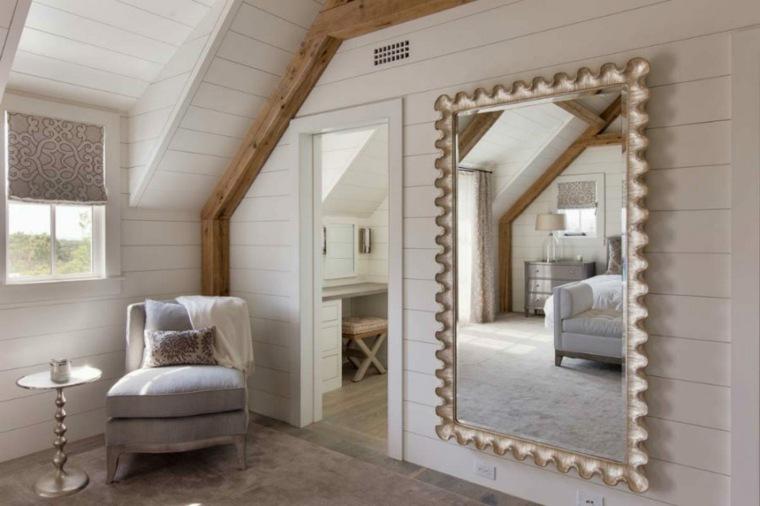 cabana contemporanea estilo moderno blanco