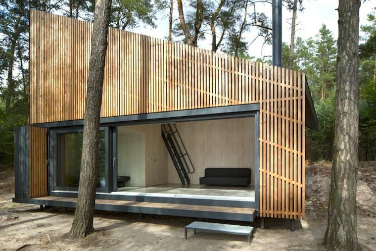 original diseño cabana moderna