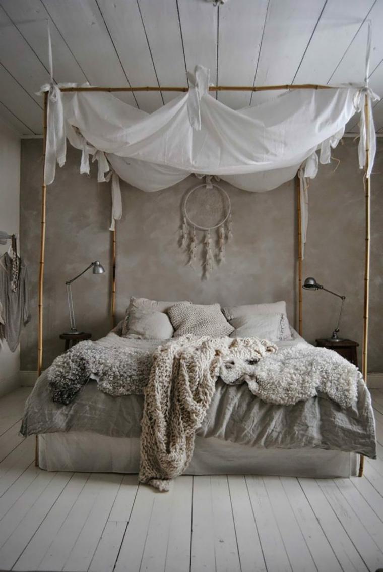 camas diseños bambu natural especial muebles