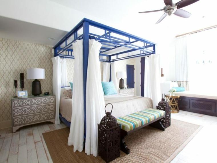 camas diseños elegantes mesas marroqui decoraciones