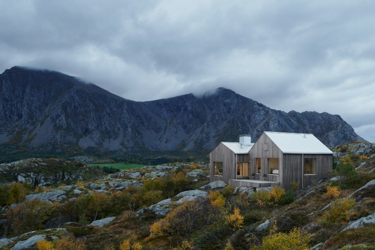 preciosa casa madera