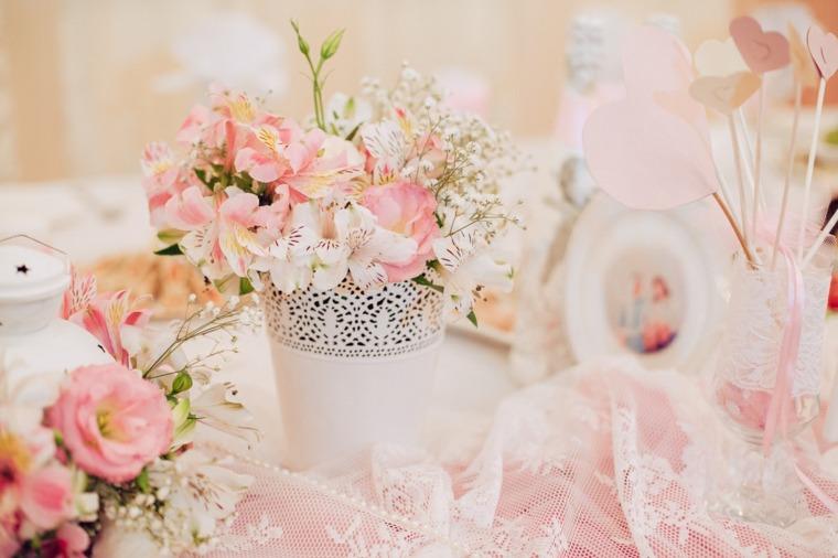 centros de flores decorar boda evento decoracion bella ideas