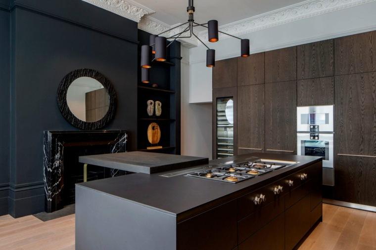 Cocinas modernas 42 espacio pr cticos y funcionales for Cocinas buenas y baratas