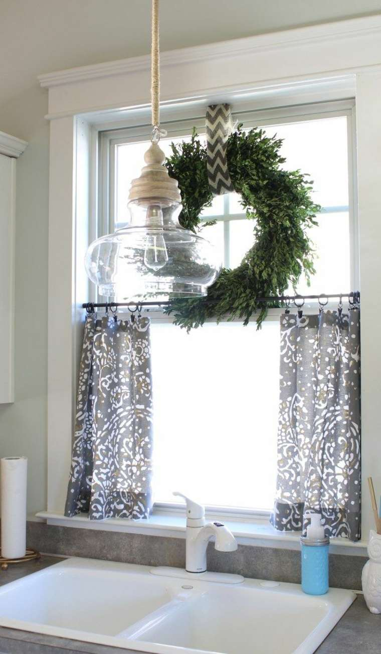 cocinas coronas decoraciones efectos materiales