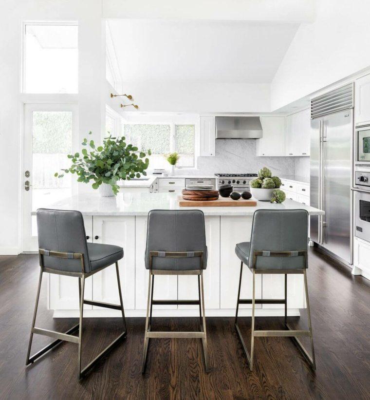 cocinas modernas diseno original Brian Paquette Interiors ideas