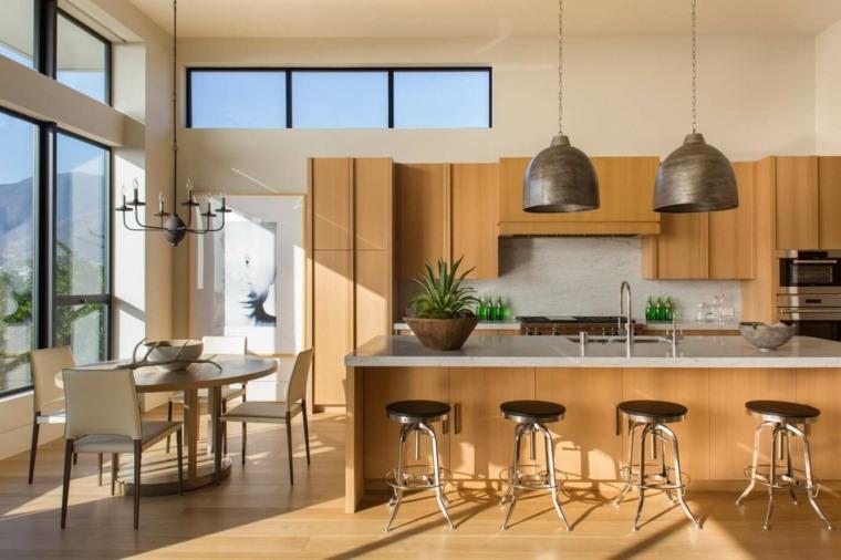 cocinas modernas diseno original DTM Interiors ideas