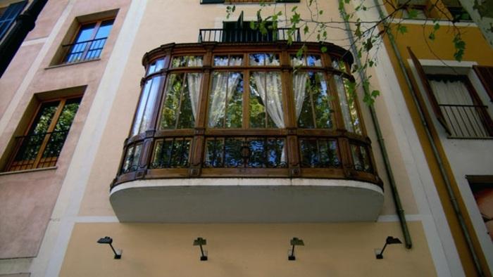 colores madera salas exteriores vista exteriores